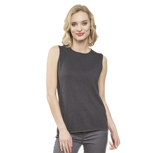 74794 Tori Sleeveless Crewneck Sweater