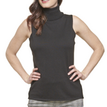 Load image into Gallery viewer, 74805  Nina Sleeveless T-Neck Sweater