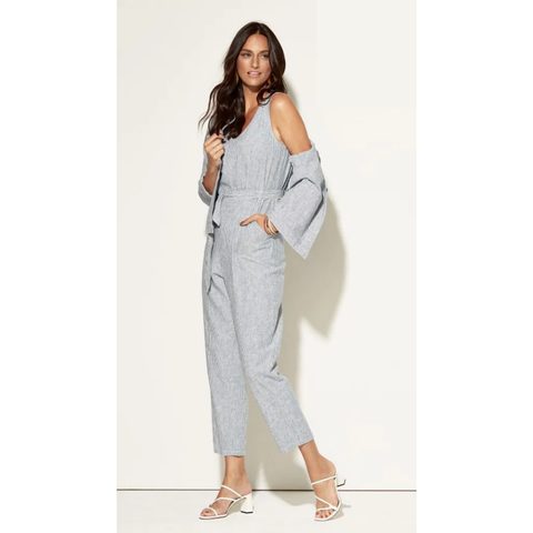 3319  Jumpsuit - Bib and Tucker Clothing