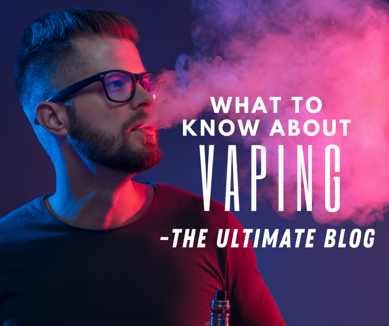 What do you need to know about vaping?