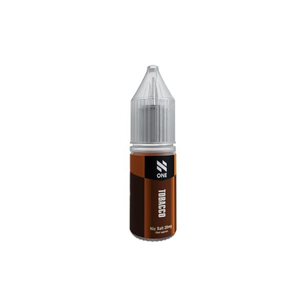 20mg N One 10ml Nic Salts (50VG/50PG) - Ignition Vapes