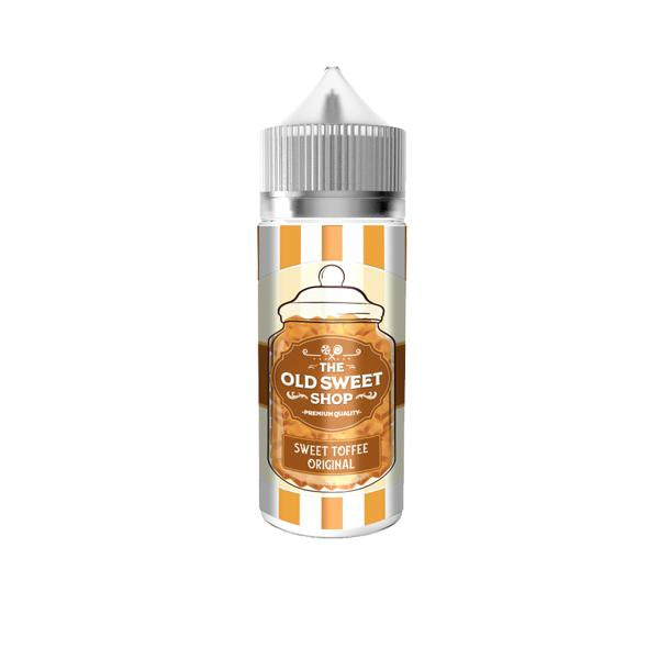 The Old Sweet Shop 0mg 100ml Shortfill (50VG/50PG)