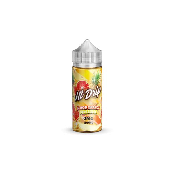 Hi Drip 0mg 100ml Shortfill (70VG/30PG) - Ignition Vapes