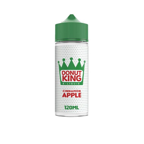 Donut King 100ml Shortfill 0mg (70VG/30PG) - Ignition Vapes