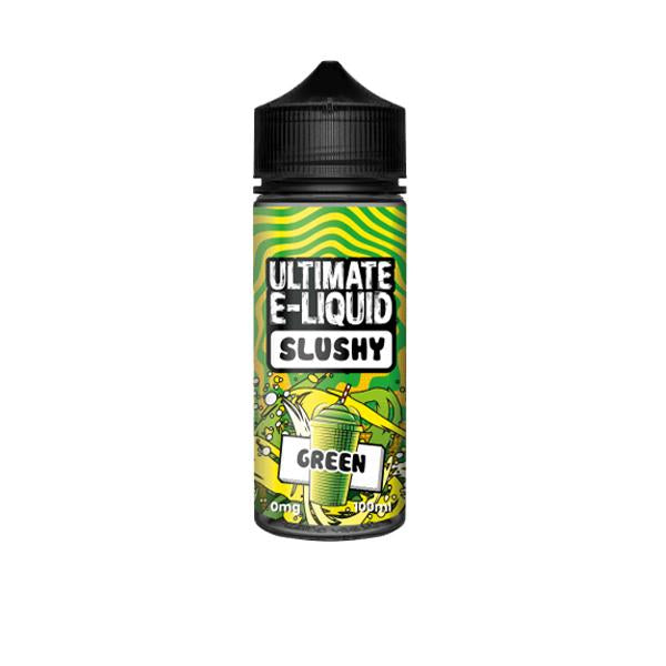 Ultimate E-liquid Slushy By Ultimate Puff 100ml Shortfill 0mg (70VG/30PG)