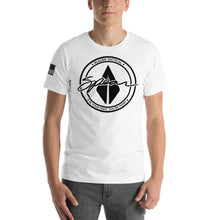 "Load image into Gallery viewer, ""Icon"" Mens Premium Graphic T"