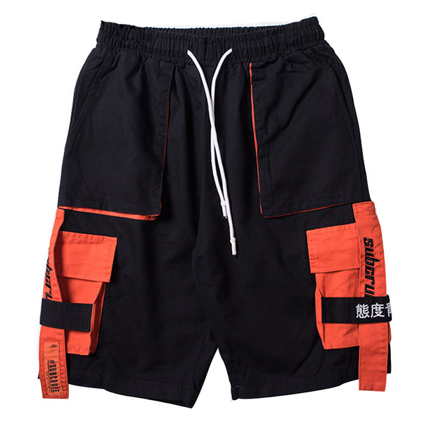 Ribbon Cargo Shorts