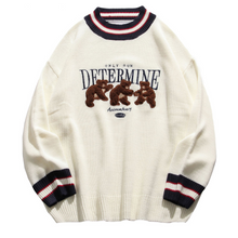 Load image into Gallery viewer, Classic Bear Sweater