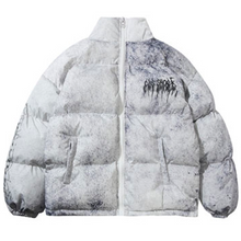 Load image into Gallery viewer, Shock Punk Puffer Jacket