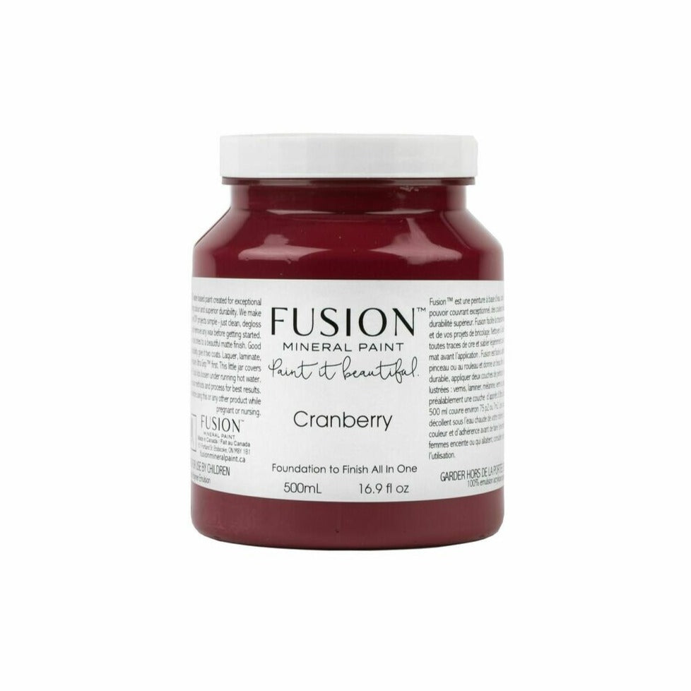 Cranberry | Fusion Mineral Paint