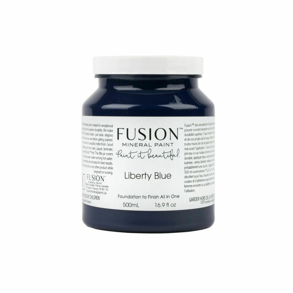 Liberty Blue | Fusion Mineral Paint