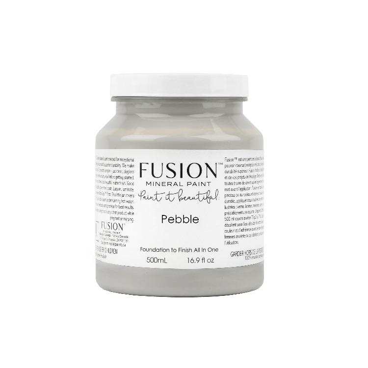 Fusion Mineral Paint | Pebble