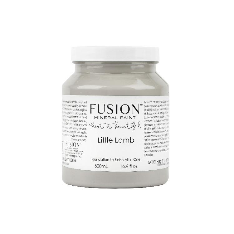 Fusion Mineral Paint | Little Lamb
