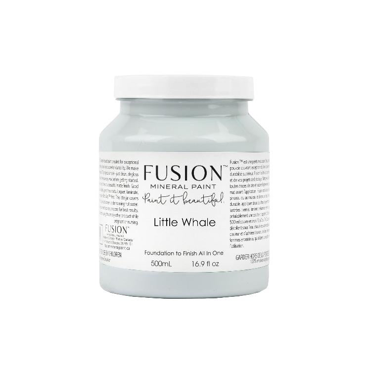 Fusion Mineral Paint | Little Whale