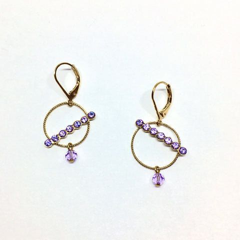 Short Kandinsky earrings