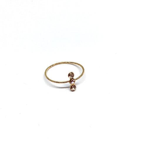 Vertical Kandinsky ring