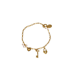 "Bracelet ""secrets de Paris"""