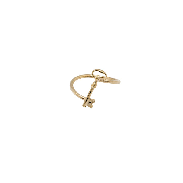 Clef de Paris ring