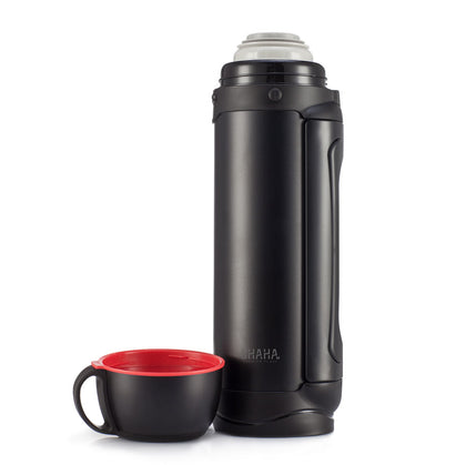 Travel Flask 1.9 Liter with PP Handle - shaha