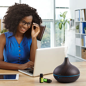 Essential Oil Diffuser Work From Home