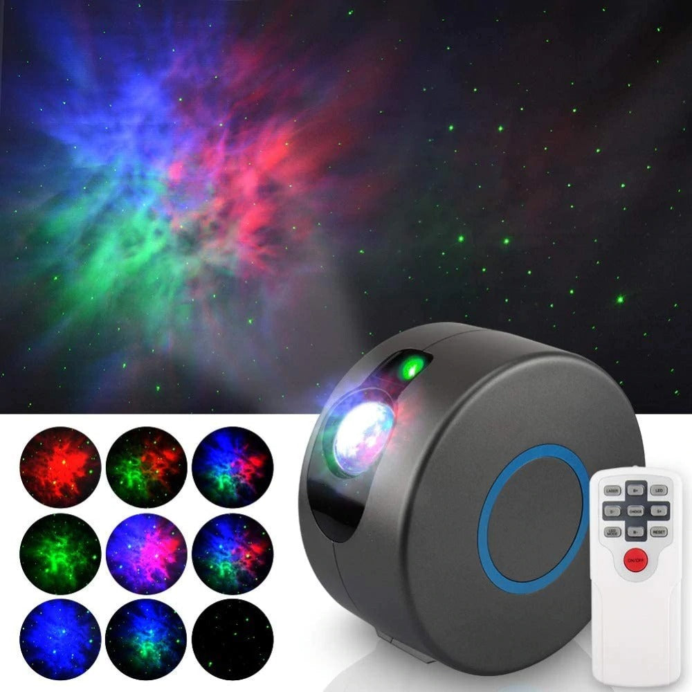 Star Galaxy Projector to create romantic atmosphere in any room