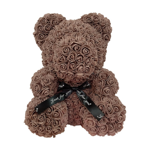 RoseQuet LoveBear! Coffee Brown