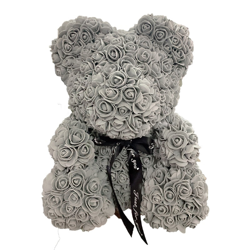 RoseQuet LoveBear! Grey