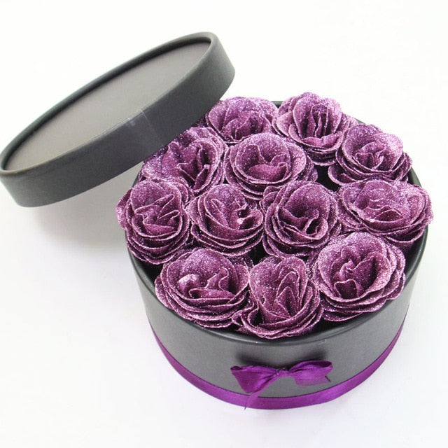 RoseQuet RoseBox! Dark Purple