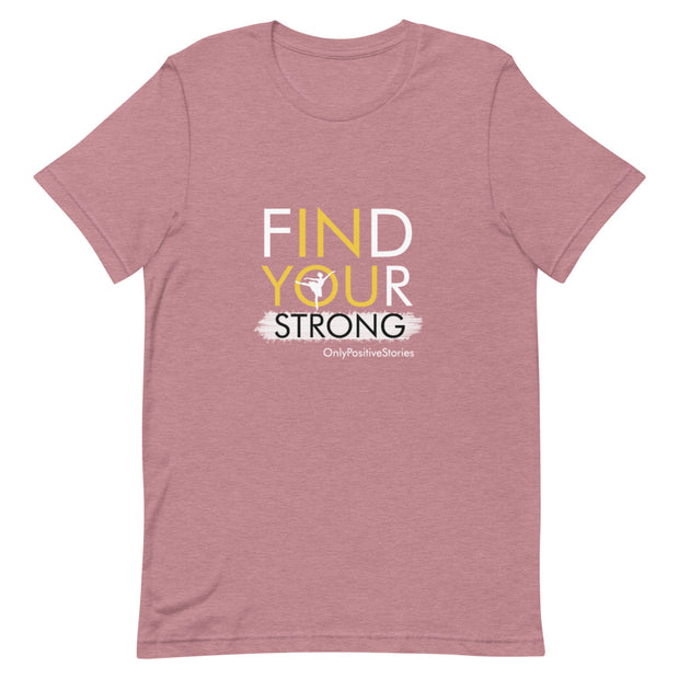 Ballet Find Your Strong Short-Sleeve T-Shirt
