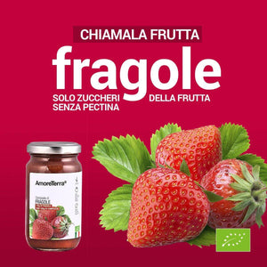 6 Pz Composta di fragole - AmoreTerra shop