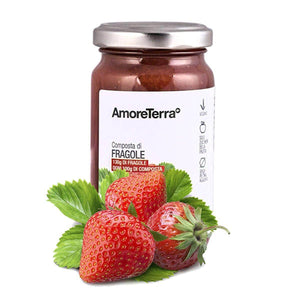 Composta di fragole 220g - AmoreTerra shop
