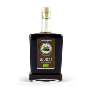 Liquore di Liquirizia 500ml - AmoreTerra shop