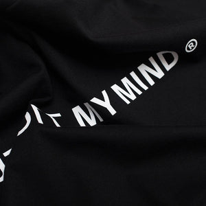 OOMM T-SHIRT BLACK - outoffmymind