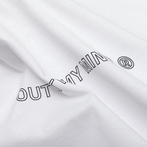 WAVE TEE WHITE - outoffmymind