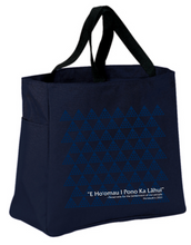 Load image into Gallery viewer, Tote Bag Poly Canvas