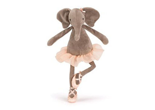 Darcy Elephant Plush Toy