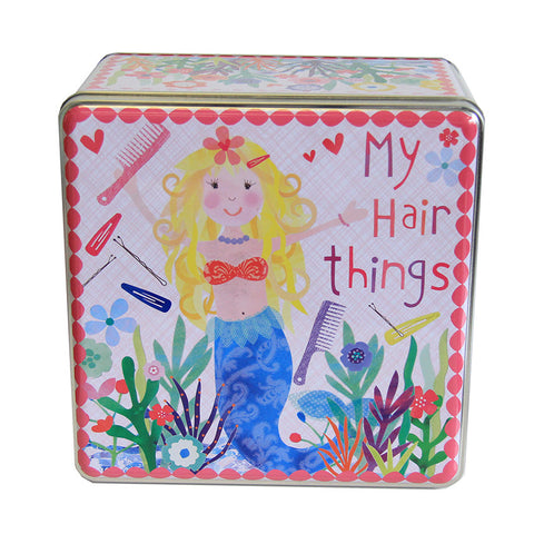 My Hair Things Tin