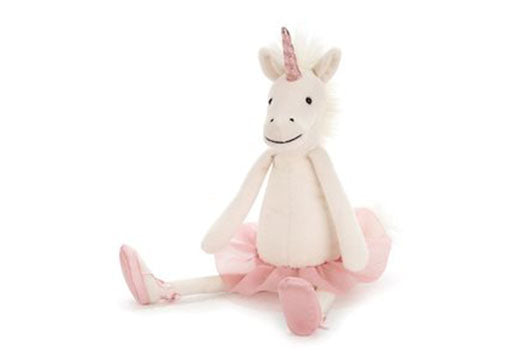 Darcy Unicorn Plush Toy