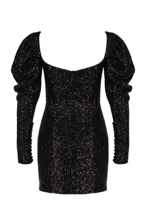 Load image into Gallery viewer, Sequined Amelie Dress