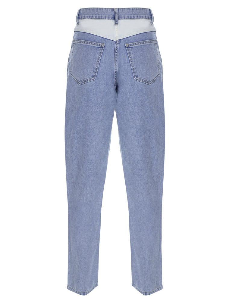 Load image into Gallery viewer, Rouge Denim Pants