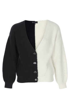 Load image into Gallery viewer, Kayla Contrast Cardigan