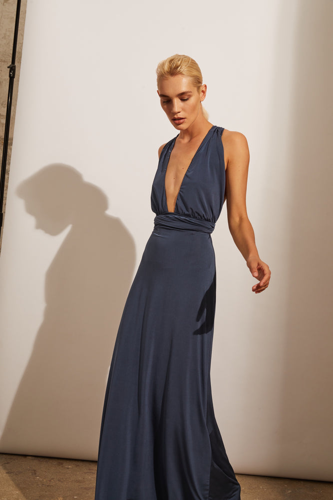 Load image into Gallery viewer, Gilone Long Dress