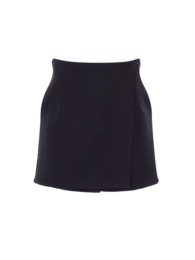 Load image into Gallery viewer, Black Mini Skort