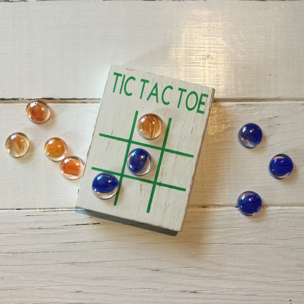 Tic Tac Toe Game Art Kit