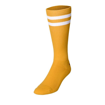 YMR Track Club Track Attack Socks Mustard-Runster