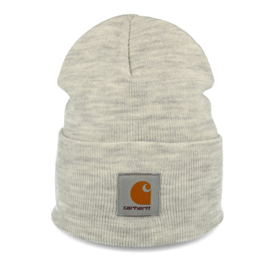 Carhartt WIP Acrylic Watch Hat Frosted Ash Heather-Runster