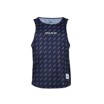 Saysky Ice Lolly Combat Singlet Ice Lolly Print-Runster