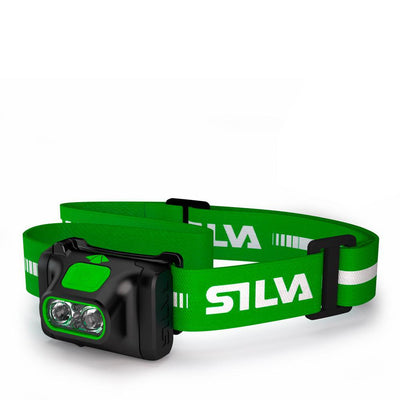 Silva Headlamp Scout X Green-Runster