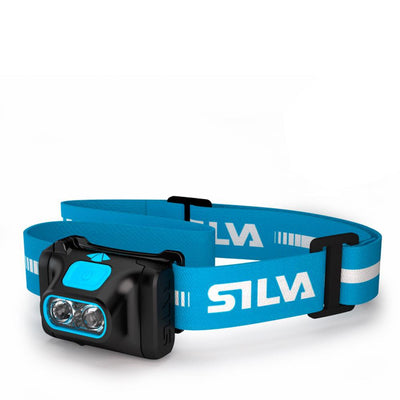 Silva Headlamp Scout XT Blue-Runster