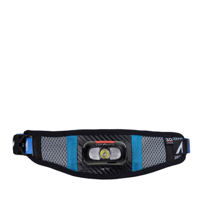 UltrAspire Lumen 200 Waist Light Hüftleuchte Black Blue-Runster